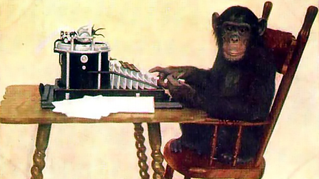 infinite monkey theorem wiki