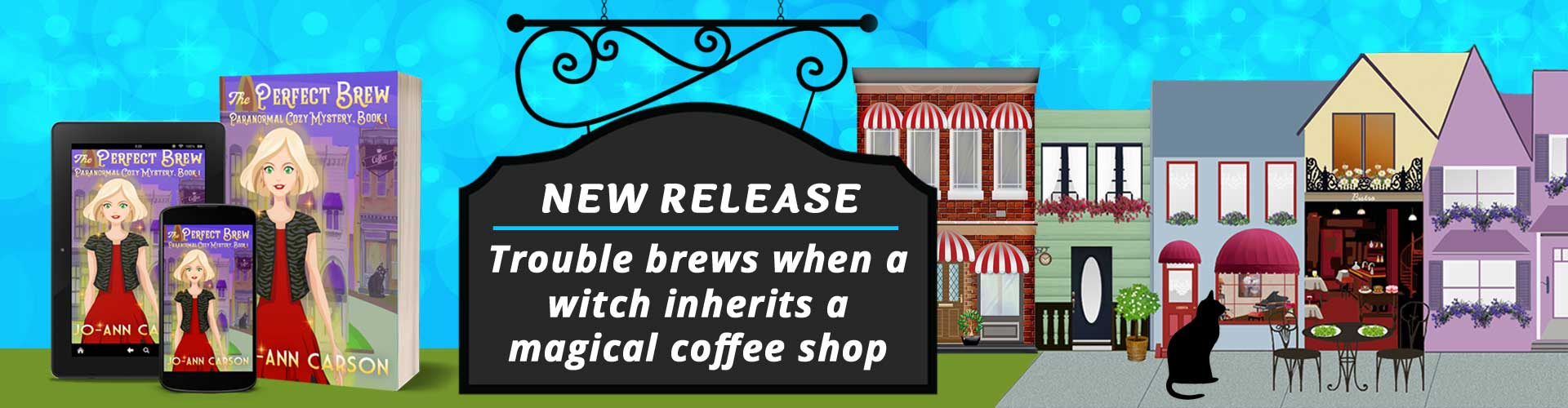 New Release - The Perfect Brew